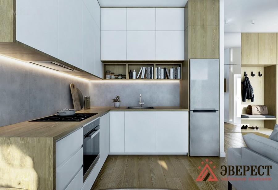 Угловая кухня №50