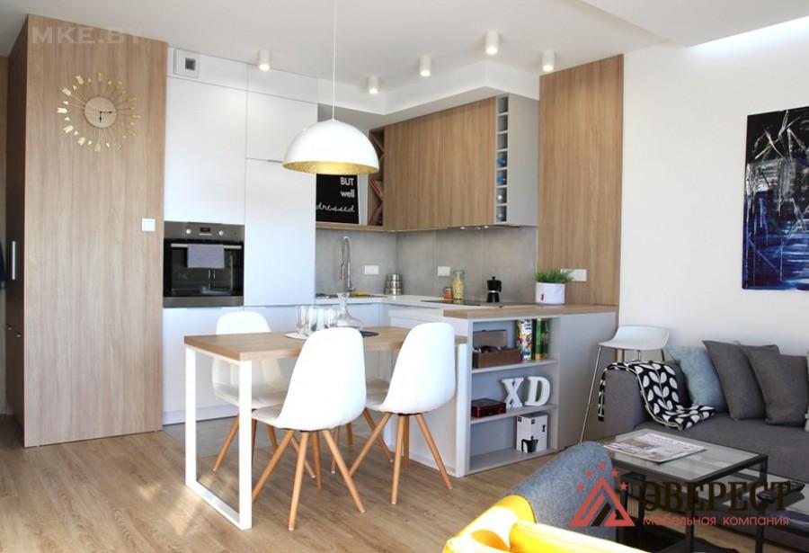 П - образная кухня №20