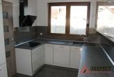 П - образная кухня №22