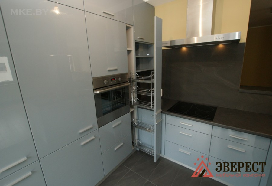 П - образная кухня №28