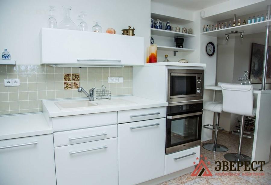 Прямая кухня № 28