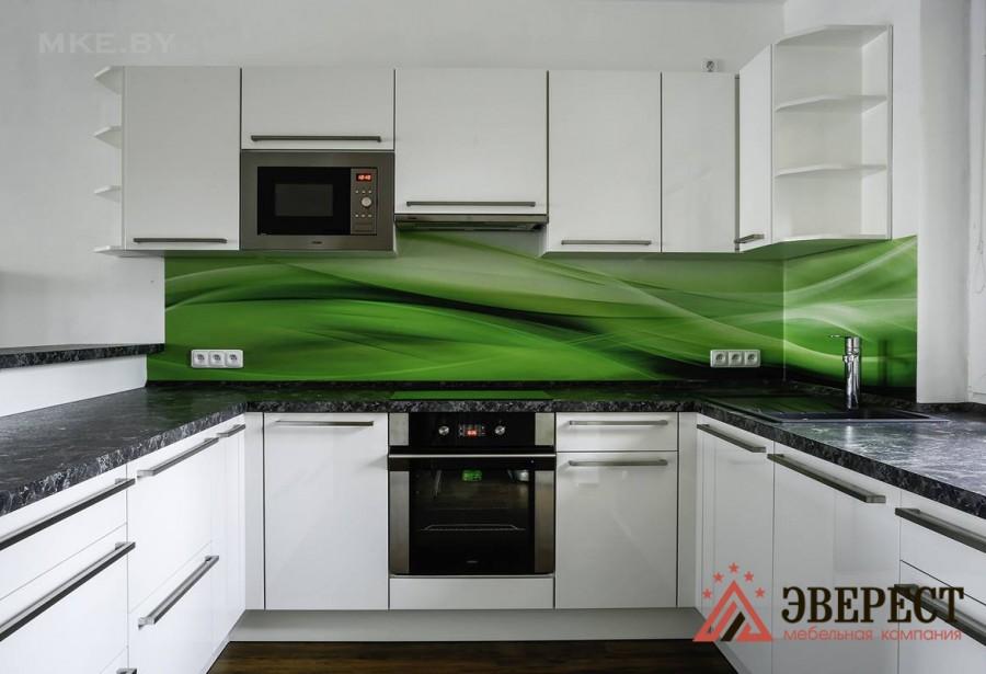 П - образная кухня №37