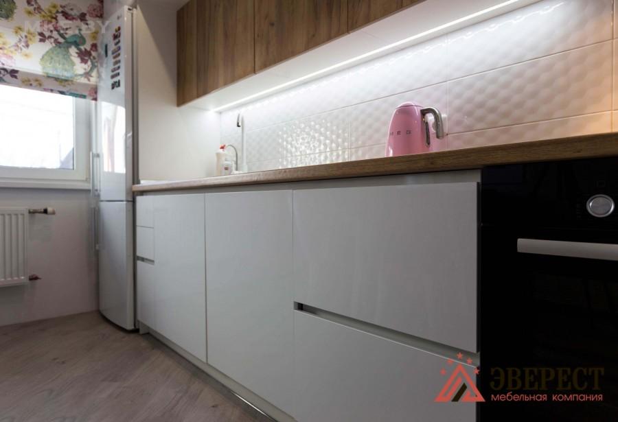 Прямая кухня № 30