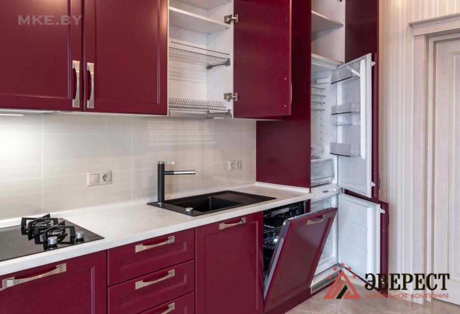 Прямая кухня № 31