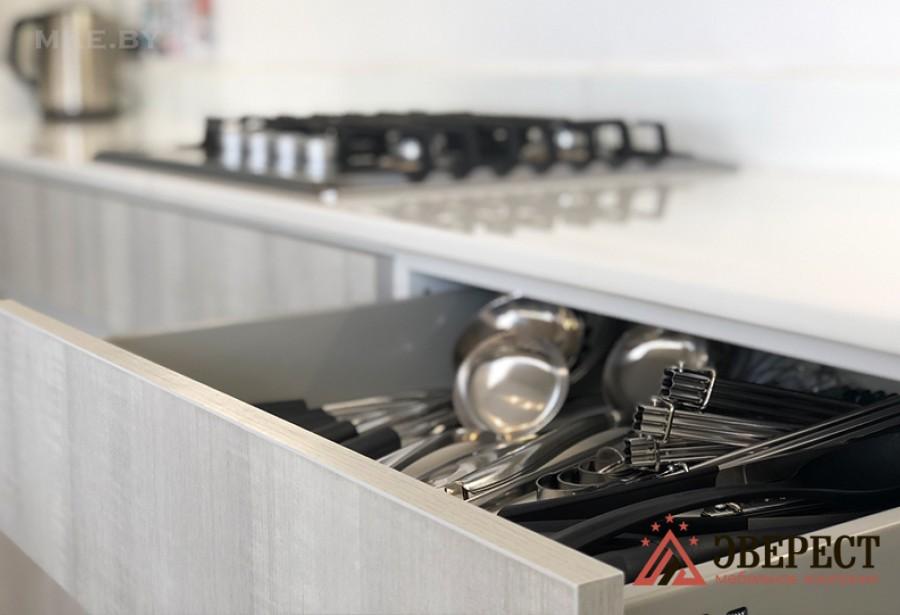 Прямая кухня № 32