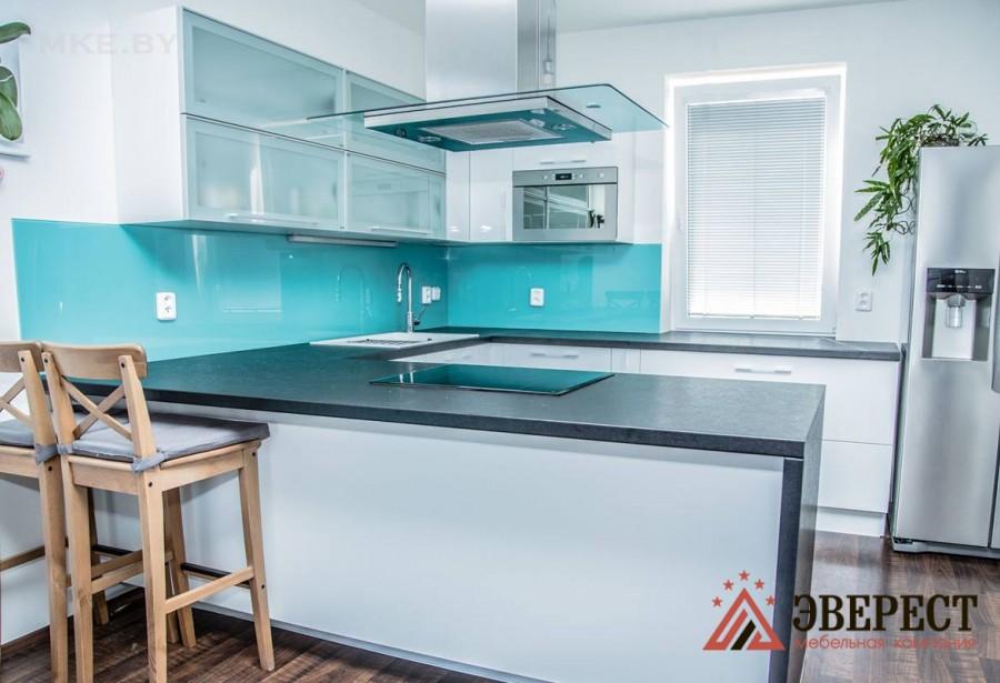 П - образная кухня №39