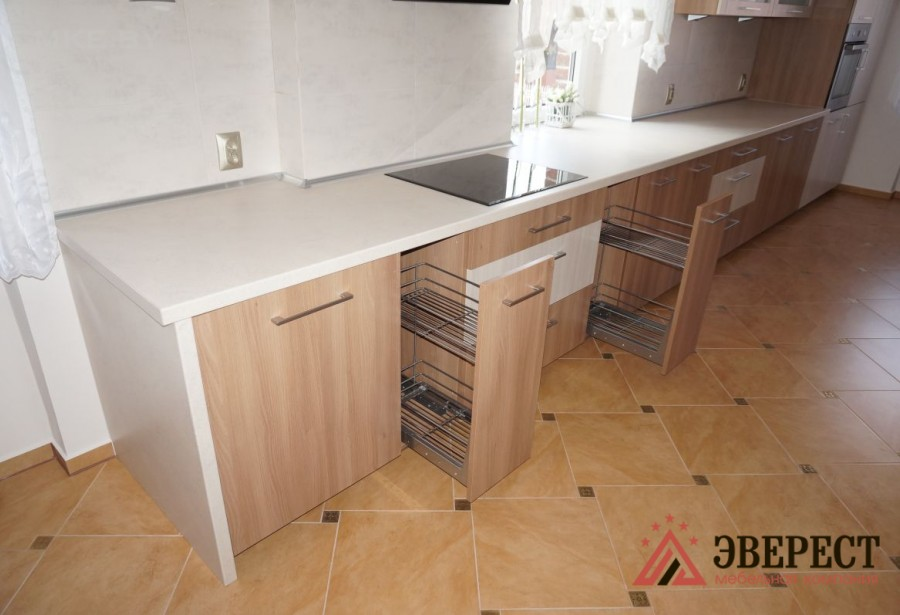 Прямая кухня № 35