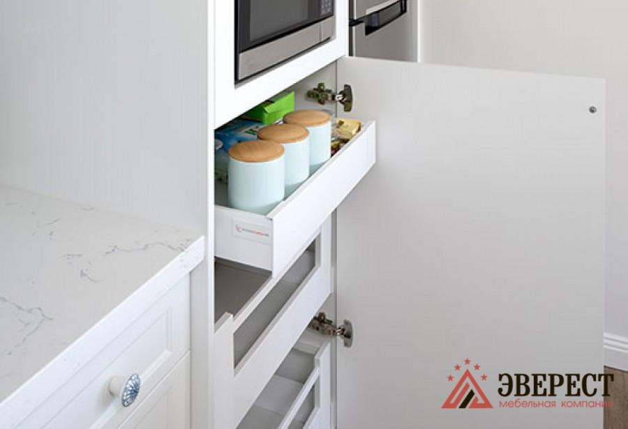 Прямая кухня № 36