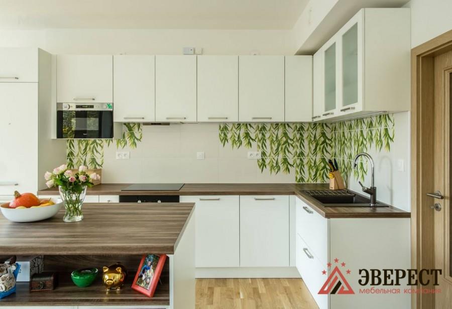 Угловая кухня №71