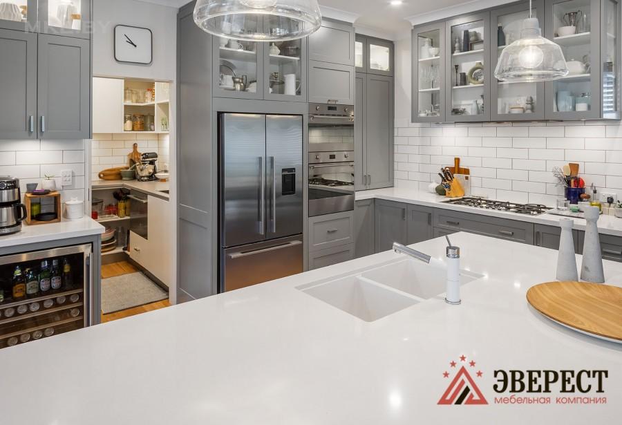 Угловая кухня №73