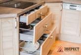 Угловая кухня №76