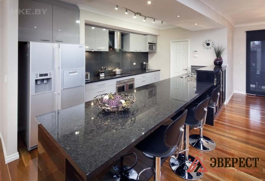 Прямая кухня № 37