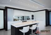 Угловая кухня №77