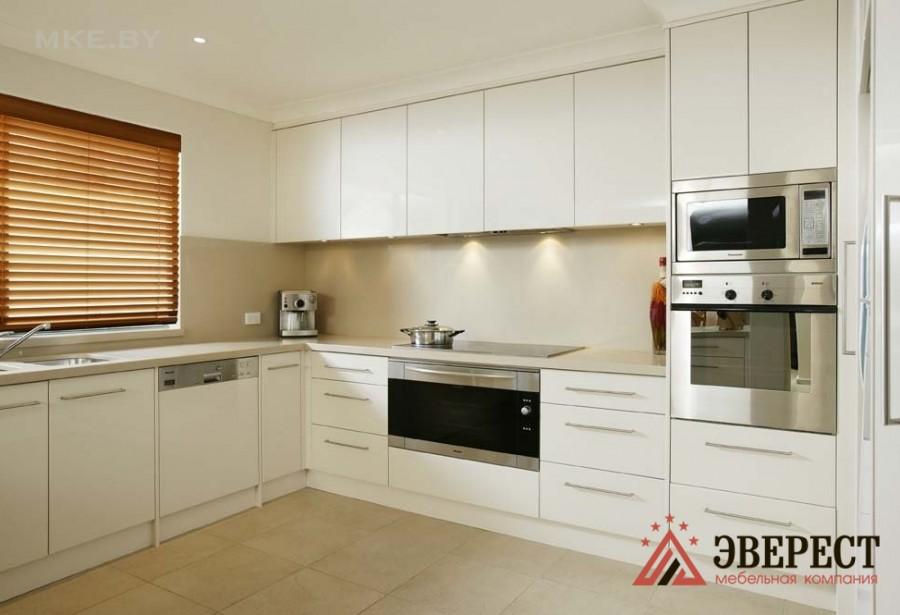 П - образная кухня №41