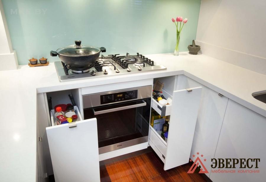 П - образная кухня №42