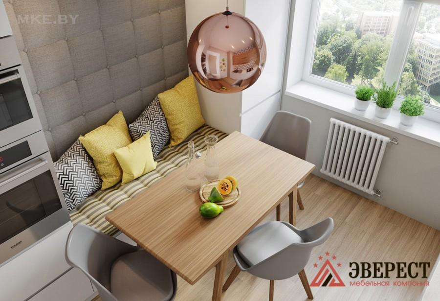 Прямая кухня № 40