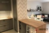 П - образная кухня №46