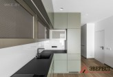 Угловая кухня №81