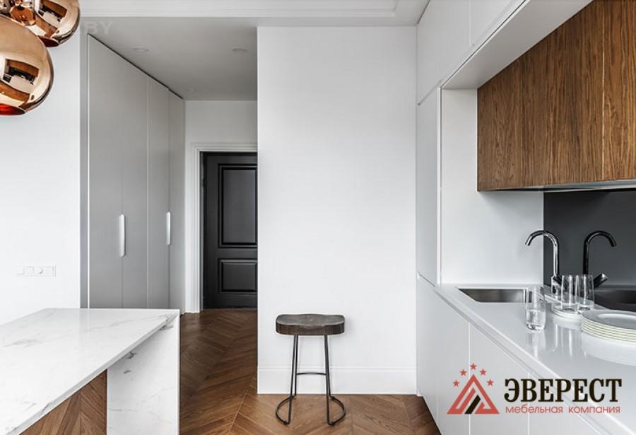 Прямая кухня № 45