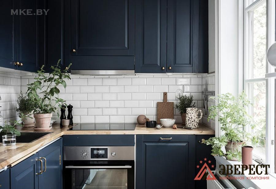Угловая кухня №83