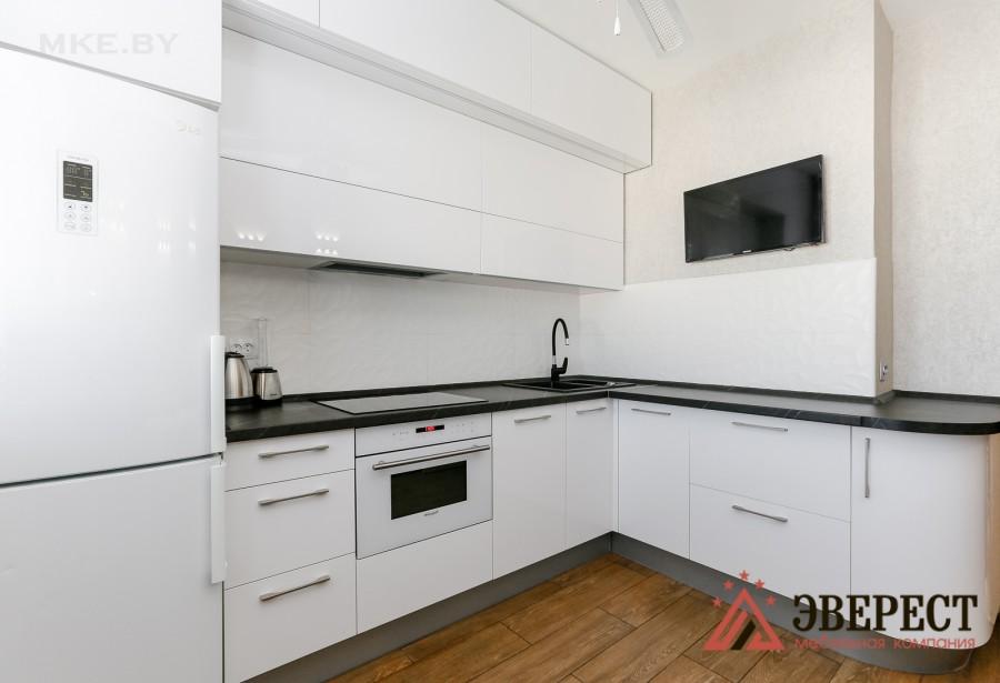 Угловая кухня №84