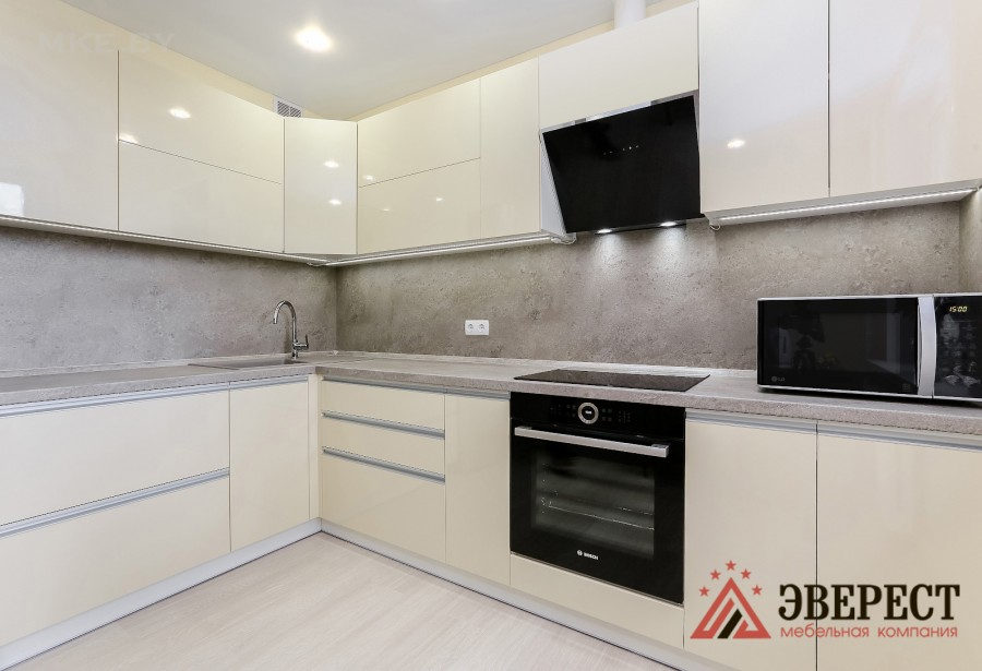 Угловая кухня №86