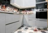 Угловая кухня №87