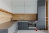 Угловая кухня №88