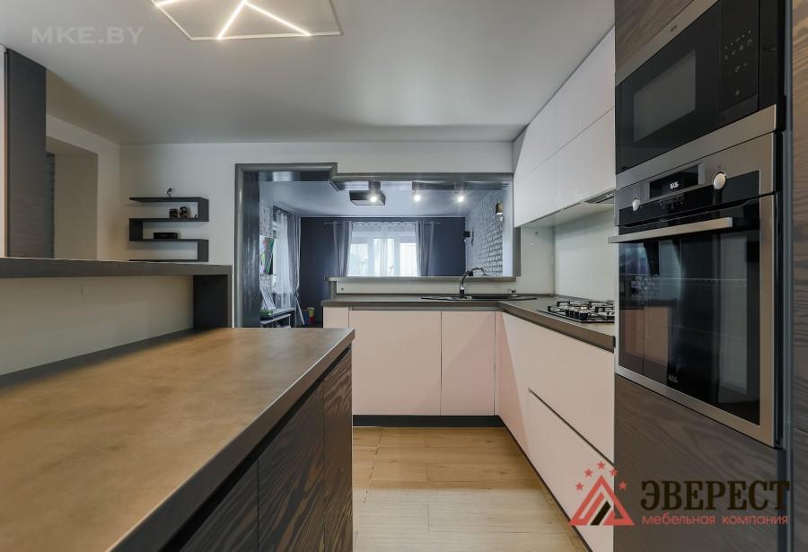 Угловая кухня №89