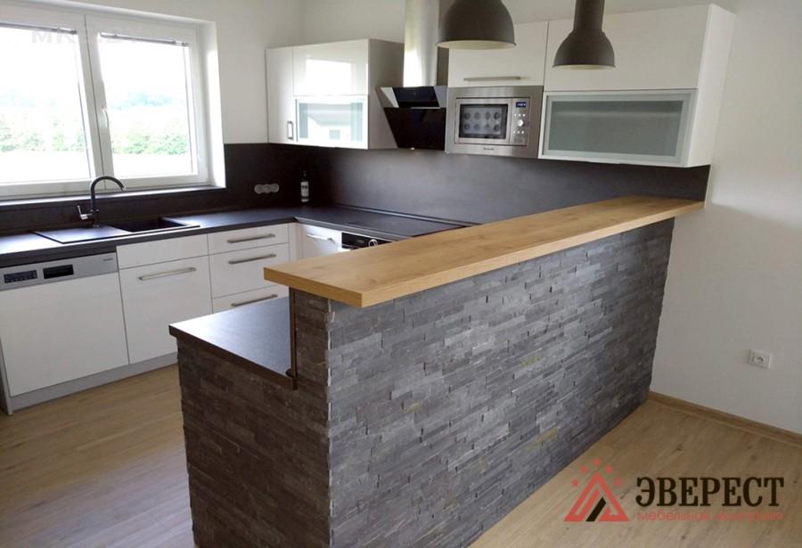 П - образная кухня №53