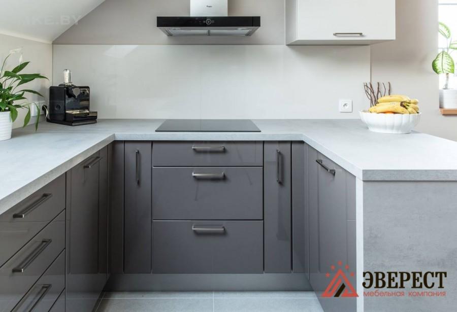 П - образная кухня №54