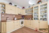Угловая кухня №95