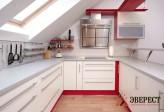 П - образная кухня №55