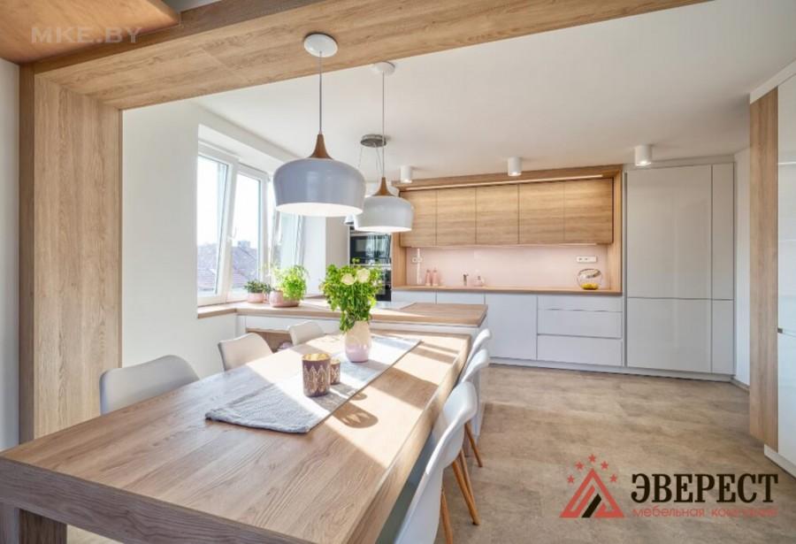 Прямая кухня № 48