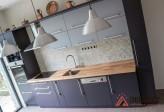Прямая кухня № 49