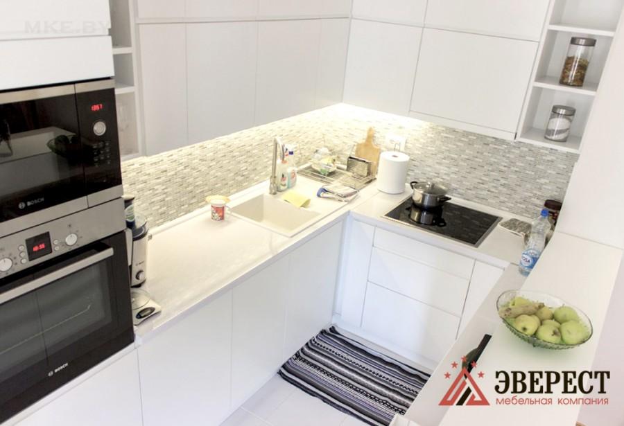 П - образная кухня №59