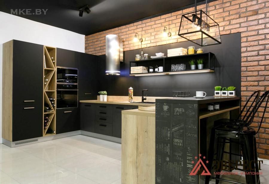 П - образная кухня №62