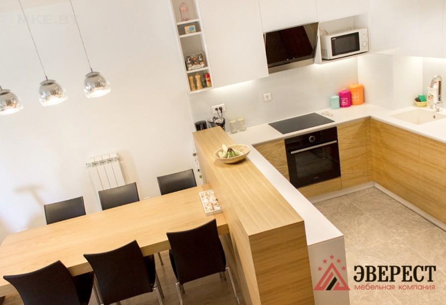 П - образная кухня №63