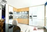 Угловая кухня №102