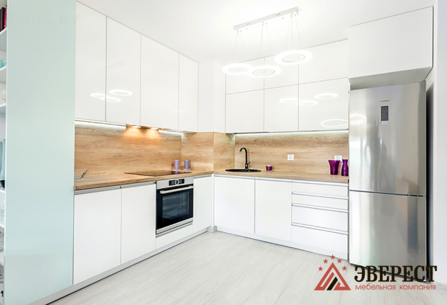 Угловая кухня №103