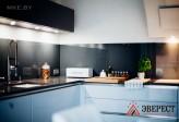 Угловая кухня №106