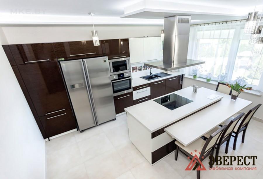 Прямая кухня № 52