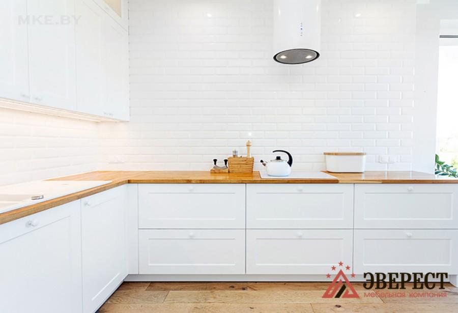 Угловая кухня №108
