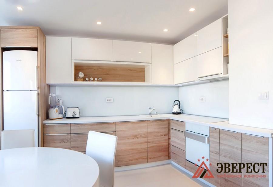 Угловая кухня №109