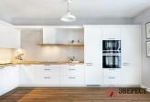 Угловая кухня №110