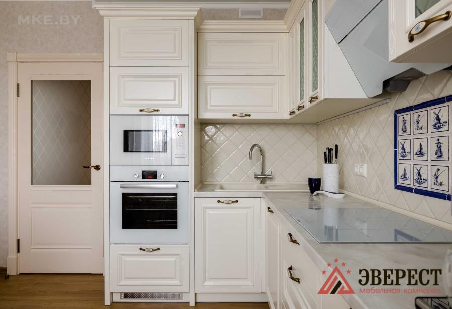 Угловая кухня №112