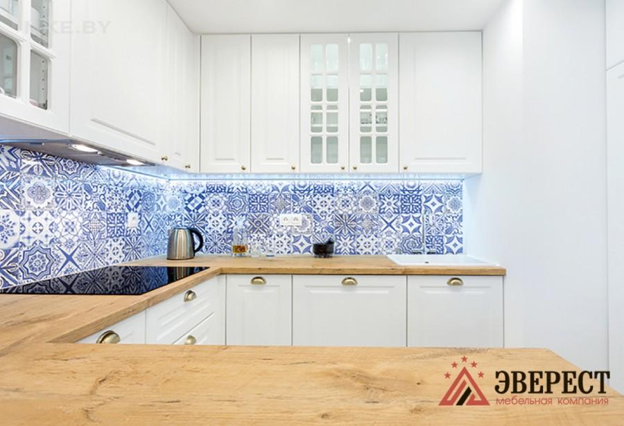 П - образная кухня №67