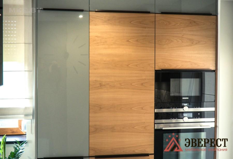 Прямая кухня № 56