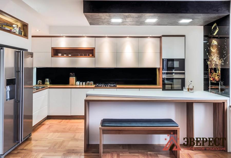 Угловая кухня №115