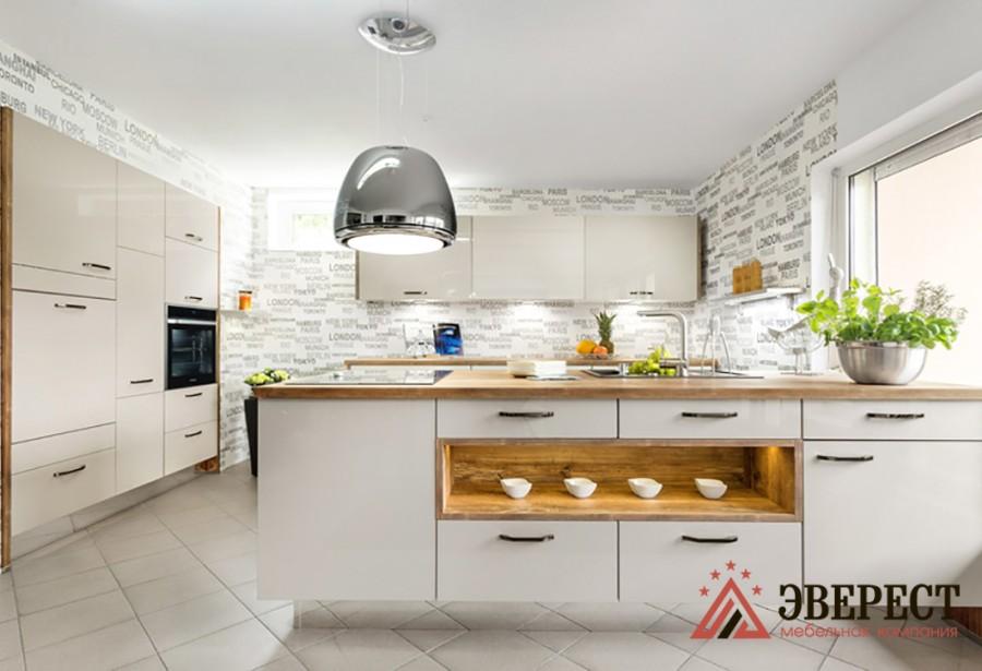 Прямая кухня № 57